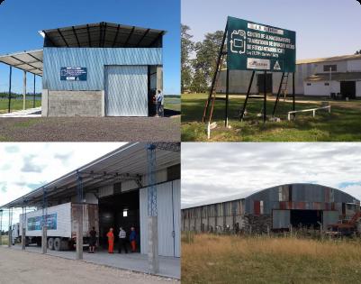 CampoLimpio inauguró 4 nuevos Centros de Almacenamiento Transitorio en el país